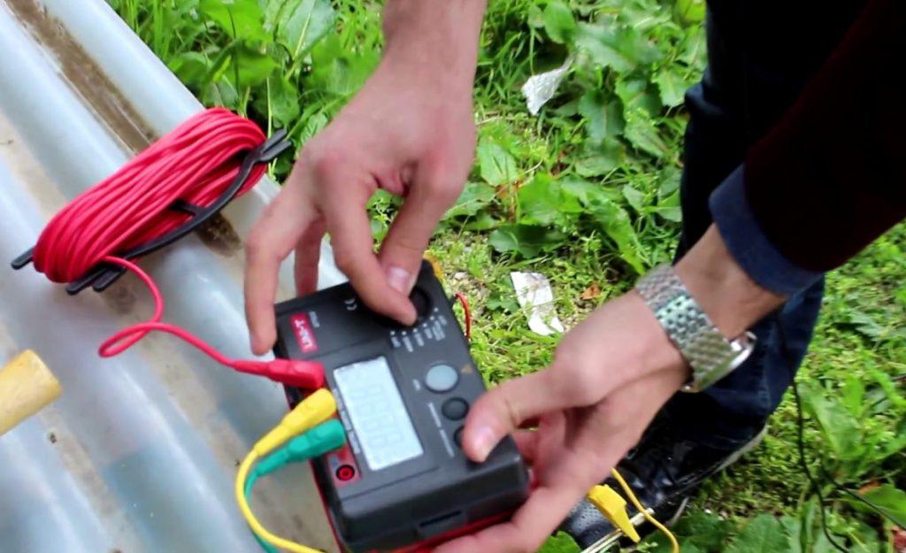 Toprak Megerleri - Toprak Direnci Test Cihazları Nedir