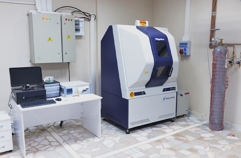 XRD Spektrometre Nedir