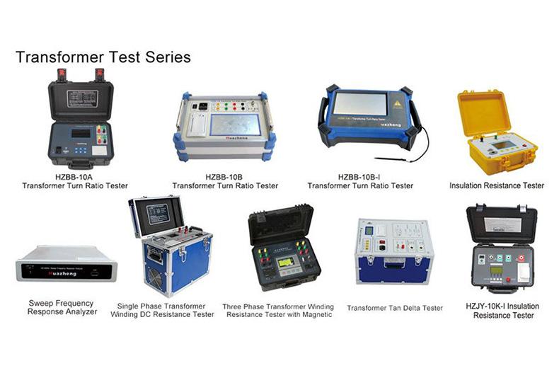 Trafo Test Cihazları Nedir