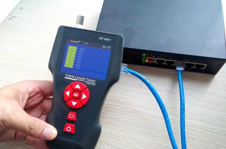 Network Kablo Test Cihazı Nedir